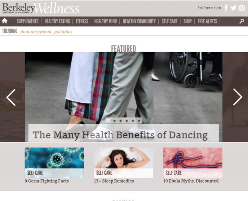 Berkeley Wellness