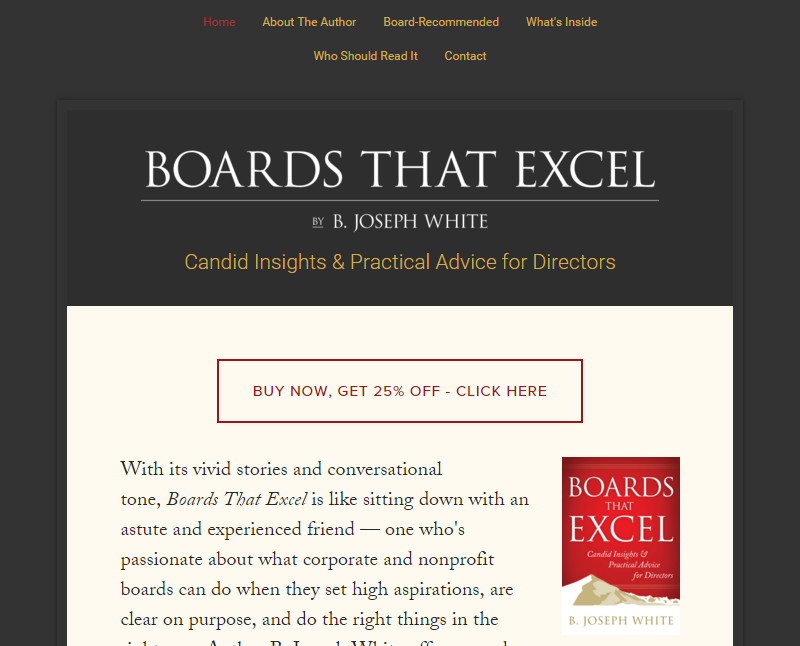 Board That Excel